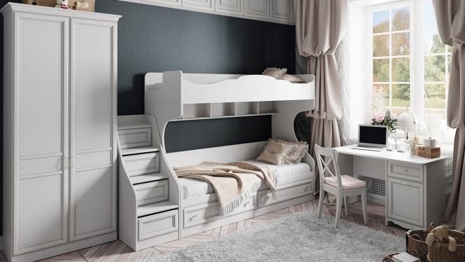 Набор детской мебели «Франческа» №1